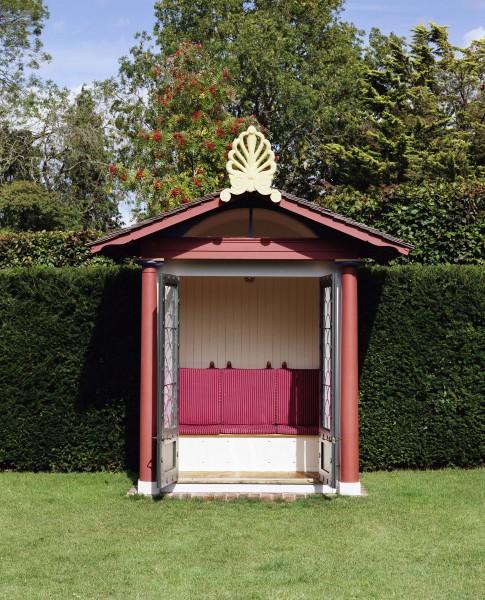 Garden pavilion at Robert Adam's home