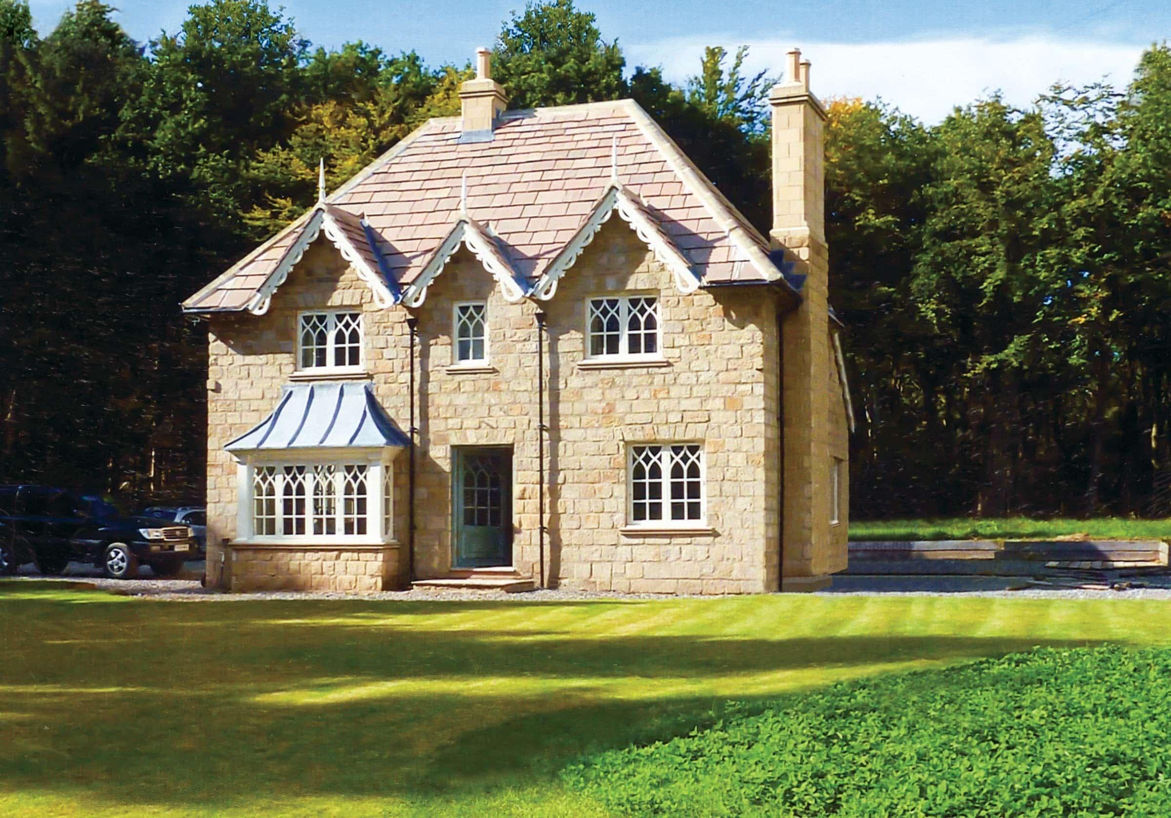 Cottage Orné alteration & extension, Yorkshire