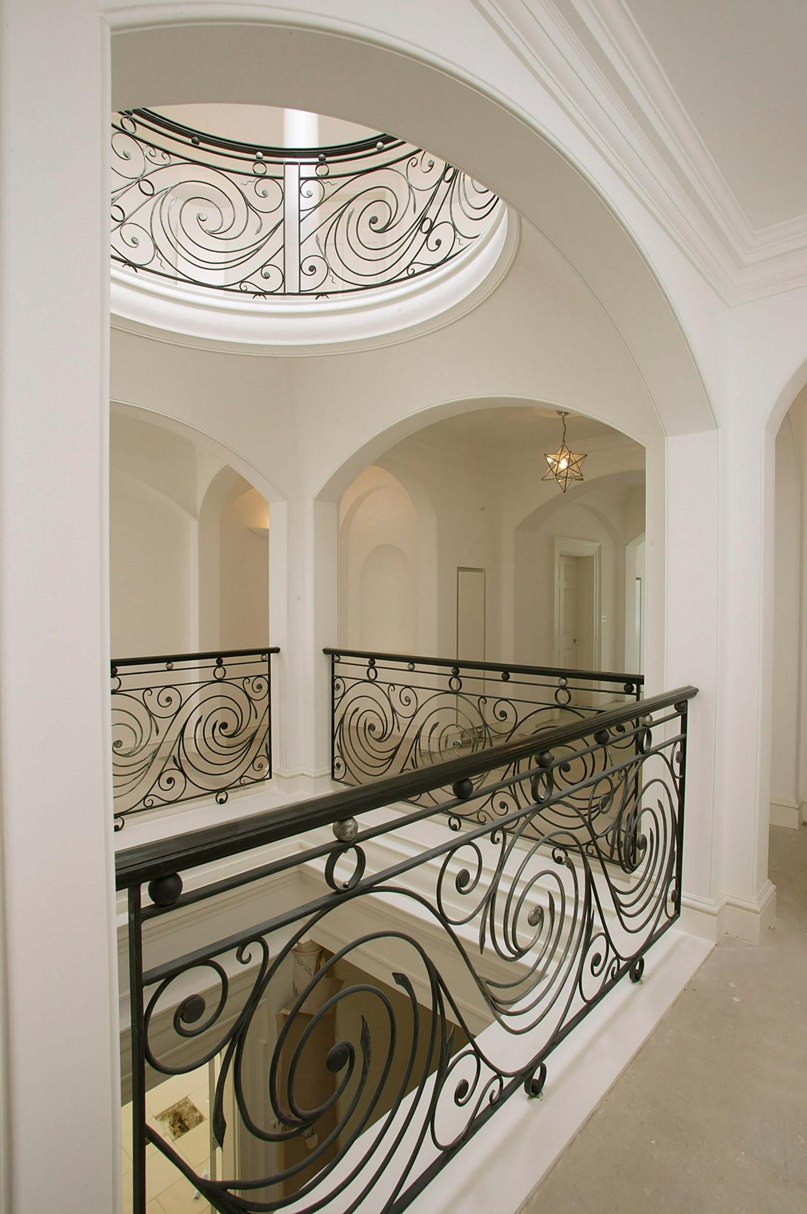 Palladian villa interior, Sussex