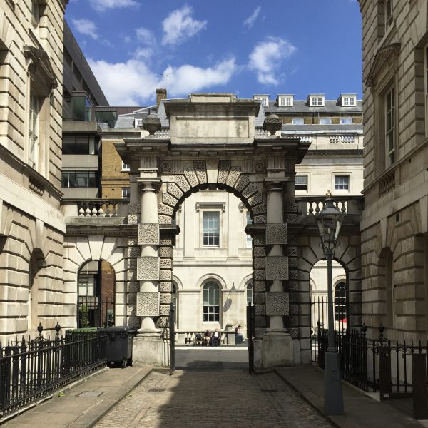 A walking tour through Westminster, part of London Festival of Architecture 2019 – 12th June, 5.30pm