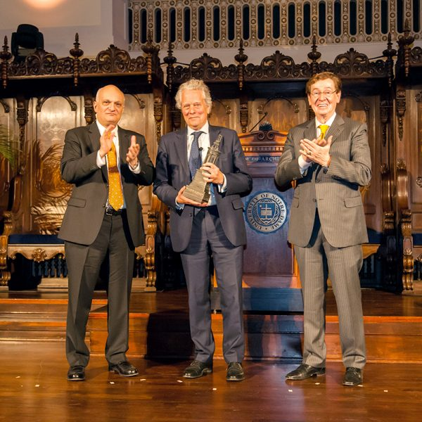 Robert Adam named 15th Richard H. Driehaus Prize Laureate, 2017