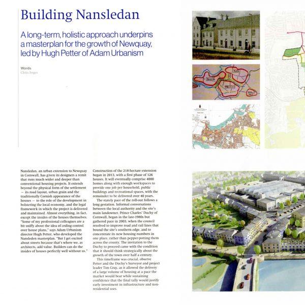 Architecture Today – Building Nansledan