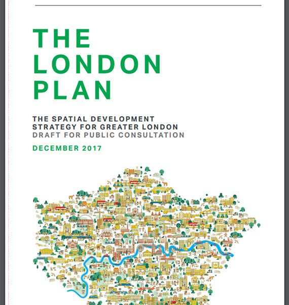 Robbie Kerr's thought on the draft London Plan 2017