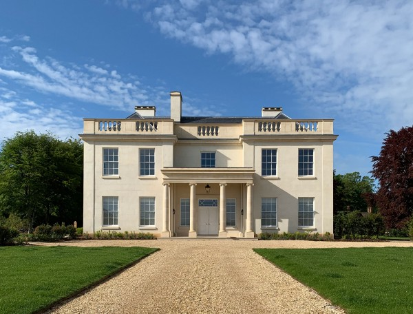 New Country Villa in Hampshire