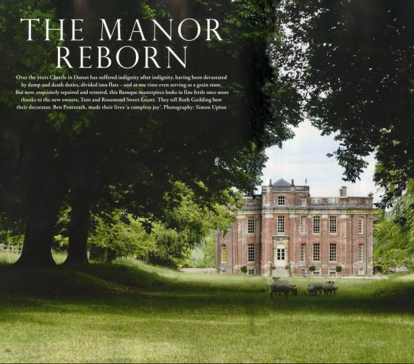 The Manor Reborn – The World of Interiors