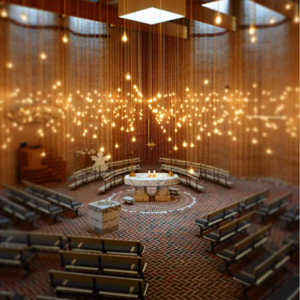 Learning from Sædden Church, Architecture Today article by Amanda Iglesias
