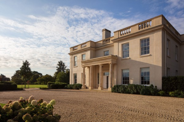 New Country Villa in Hampshire