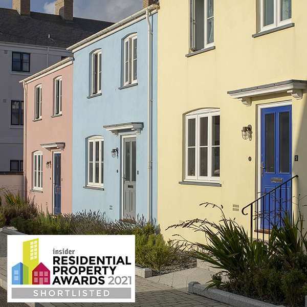 New housing at Nansledan shortlisted for South West Residential Property Awards