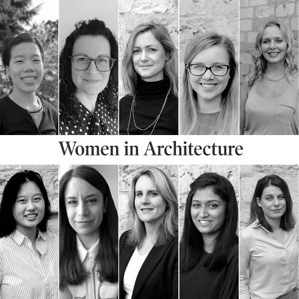 Celebrating our Women In Architecture Group – by Diana Yu