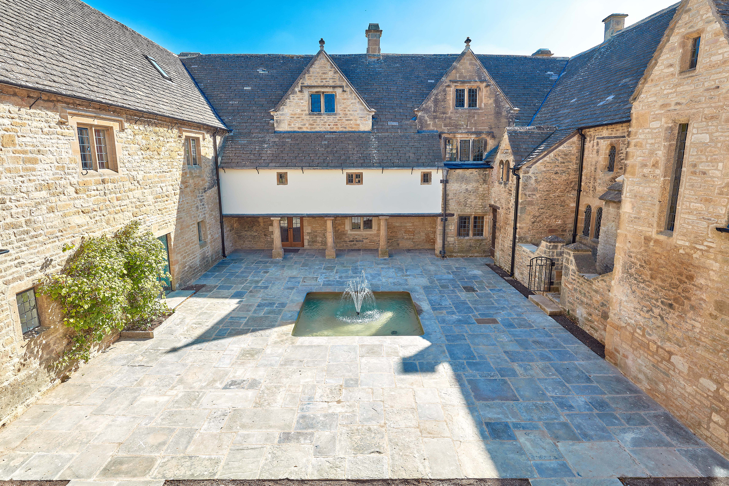 Restoration of a Grade II* Listed House